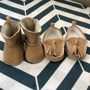 Baby Shoes Lot Size 2